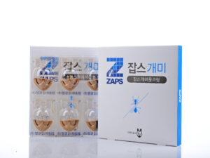 Pharmcle Ph ZAPS Ant Granule in Blister Pack