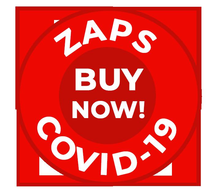 Pharmcle Ph ZAPS COVID-19 BUY ME BUTTON